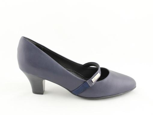 Obrázek z Piccadilly 703011 Dámské boty modré