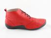 Obrázek z Deska 1510 Dámské kotníkové boty červené