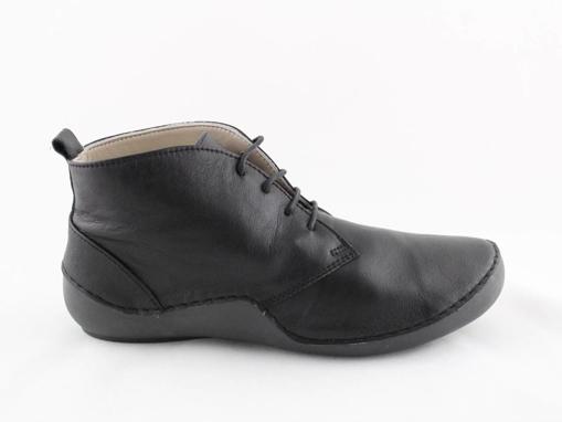 Obrázek z Deska 1510 Dámské kotníkové boty černé