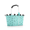 Obrázek z Reisenthel Carrybag XS Kids Cats and dogs mint