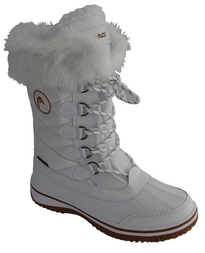 Obrázek z HEAD H3-231-33-03 Dámské sněhule bílé
