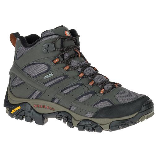 Obrázek z Merrell Moab 2 Mid GTX 06062 beluga Dámské outdoorové boty