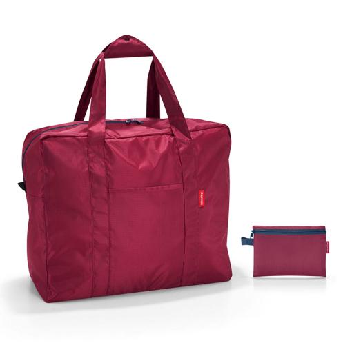 Obrázek z Reisenthel Mini Maxi Touringbag Dark Ruby 40 l