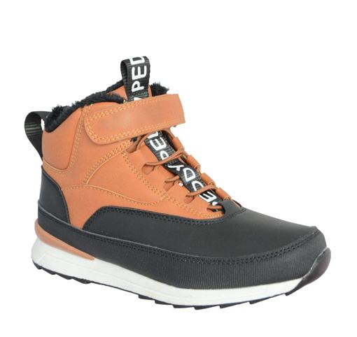Obrázek z Peddy P3-536-32-11 Dětské zimní boty hnědé