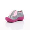 Obrázek z 3F 1F8/18 Dětská domácí obuv šedá