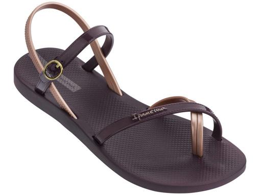Obrázek z Ipanema Fashion Sandal VII 82682-24753 Dámské sandály bordó