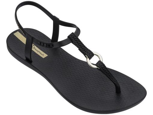 Obrázek z Ipanema Charm VII Sandal 82760-20793 Dámské sandály černé