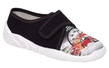 Obrázek BIGHORN MILAN 5017 B Dětské textilní tenisky