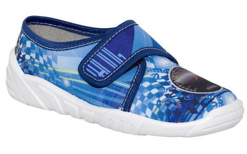 Obrázek z BIGHORN MILAN 5017 A Dětské textilní tenisky