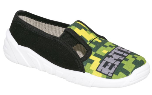 Obrázek z BIGHORN PETR 5014 A Dětské textilní tenisky