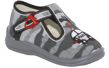 Obrázek BIGHORN FILIP 5012 B Dětská domácí obuv
