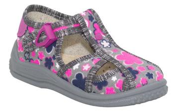 Obrázek BIGHORN DITA 5004 A Dětská domácí obuv