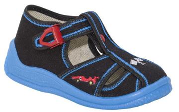 Obrázek BIGHORN ADAM 5010 A Dětská domácí obuv