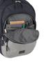 Obrázek z Travelite Basics Backpack Melange Navy/grey 22 l