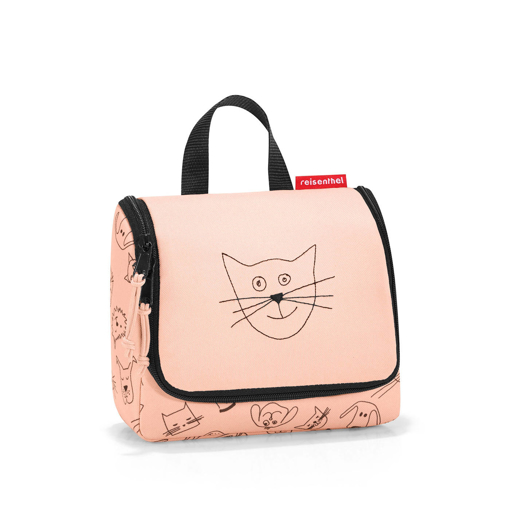 Obrázek z Reisenthel Toiletbag S Kids Cats and dogs rose 1,5 l
