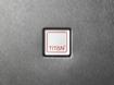 Obrázek z Titan X2 4w M+ Black brushed 90 l