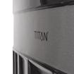 Obrázek z Titan Spotlight Flash 4w M Anthracite 69 l