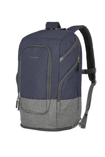 Obrázek z Travelite Basics Backpack L Navy 30 l