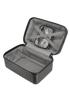 Obrázek z Titan Barbara Glint Beauty Case Anthracite metallic 12 l
