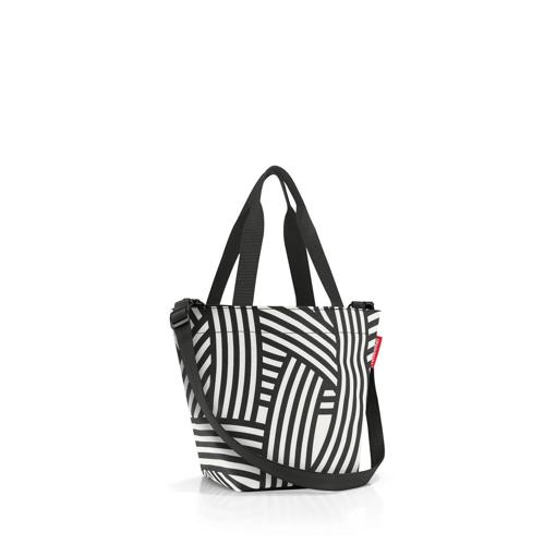 Obrázek z Reisenthel Shopper XS Zebra 4 l