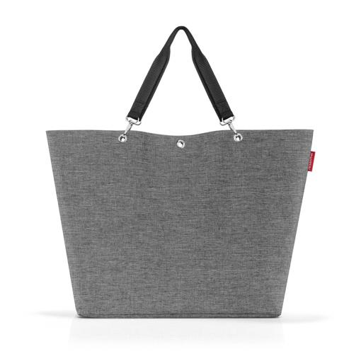Obrázek z Reisenthel Shopper XL Twist Silver 35 l