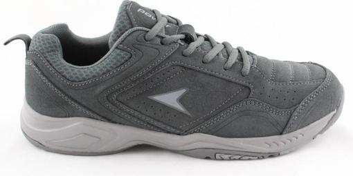 Obrázek z Power Carve Slice Suede 803-2570 Pánské boty šedé
