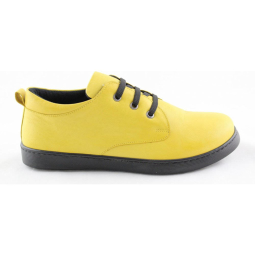 Obrázek z Looke Amia Dámské polobotky žluté