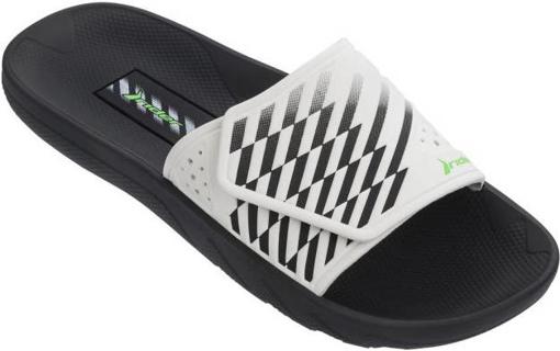 Obrázek z Rider Vancouver IV 82737-20829 Pánské pantofle černo / bílé