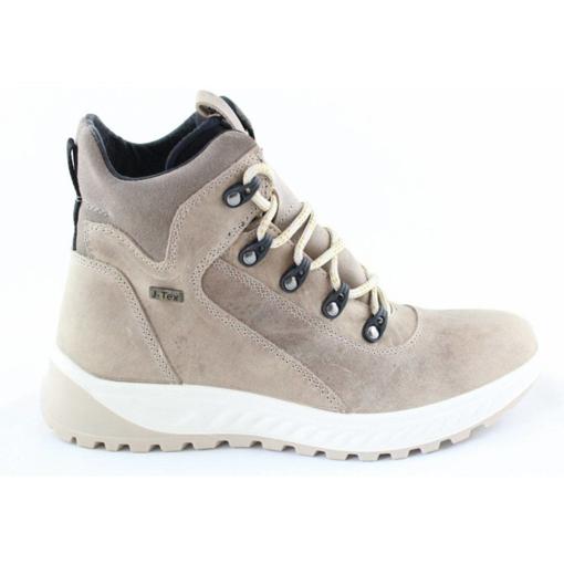 Obrázek z Gruna A2616z31 Dámské zimní kotníkové boty hnědé