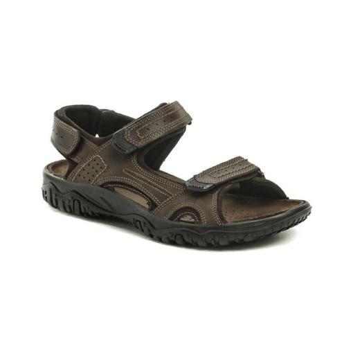 Obrázek z IMAC I2521e42 Pánské sandály hnědé