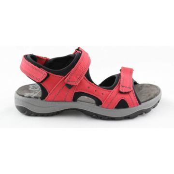 Obrázek IMAC I2535e54 Dámské sandály červené