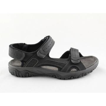 Obrázek IMAC I2521e61 Pánské sandály černé