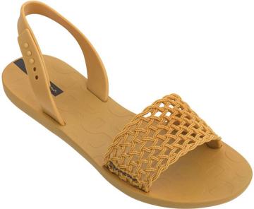 Obrázek Ipanema Breezy Sandal 82855-24826 Dámské sandály žluté