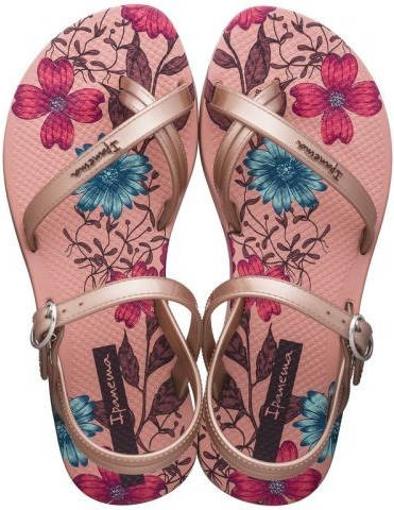 Obrázek z Ipanema Fashion Sandal VII KIDS 82767-20197 Dětské sandály růžové