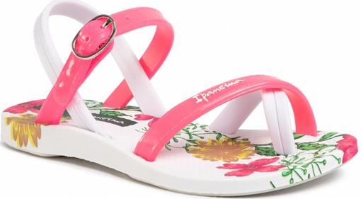 Obrázek z Ipanema Fashion Sandal VII KIDS 82767-20755 Dětské sandály bílé
