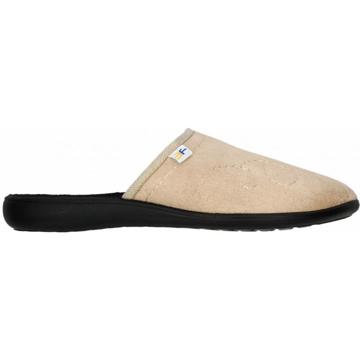 Obrázek 3F 8PL1/3 Dámské domácí pantofle béžové