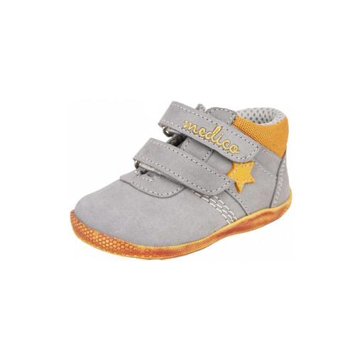 Obrázek z Medico EX5001-M151 Dětské kotníkové boty šedé