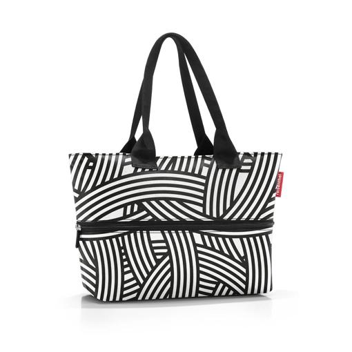 Obrázek z Reisenthel Shopper e1 Zebra 16 L