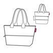 Obrázek z Reisenthel Shopper e1 Twist Silver 16 l