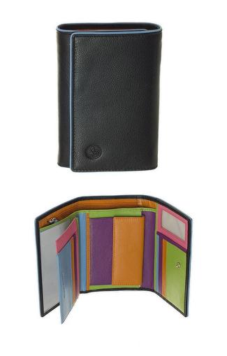 Obrázek z Peněženka Carraro Neon 854-NN-01 černá
