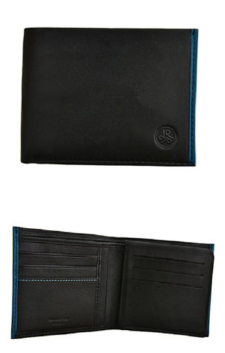 Obrázek z Peněženka Carraro Binding 922-BI-01 černá