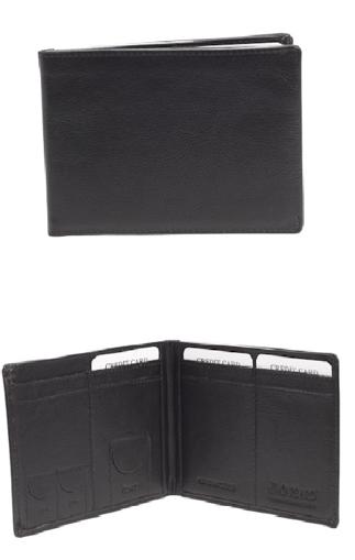 Obrázek z Peněženka Carraro Micron 910-MI-01 černá