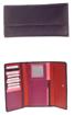 Obrázek z Peněženka Carraro Multicolour 835-MU-63 švestková