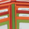 Obrázek z Peněženka Carraro Multicolour 837-MU-02 červená