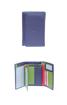 Obrázek z Peněženka Carraro Multicolour 838-MU-05 modrá
