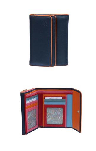 Obrázek z Peněženka Carraro Neon 853-NN-05 modrá