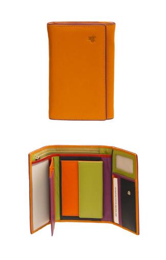 Obrázek z Peněženka Carraro Neon 854-NN-64 okrová