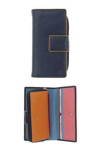 Obrázek z Peněženka Carraro Neon 858-NN-05 modrá