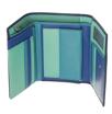 Obrázek z Peněženka Carraro Rainbow 572-RA-05 modrá