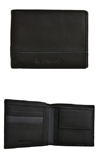 Obrázek z Peněženka Carraro Stripe 870-ST-01 černá